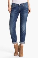 Slim-Fit Boyfriend Jeans