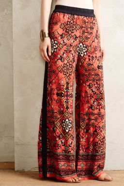 Anthropologie Wide-Leg Pants