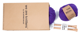 Brooklyn Braid Knitting Kit