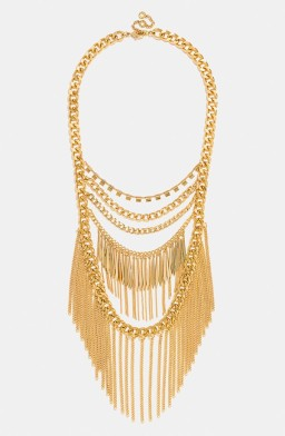 Baublebar Fringe Necklace